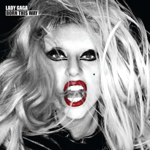 Lady Gaga: Born This Way Cover