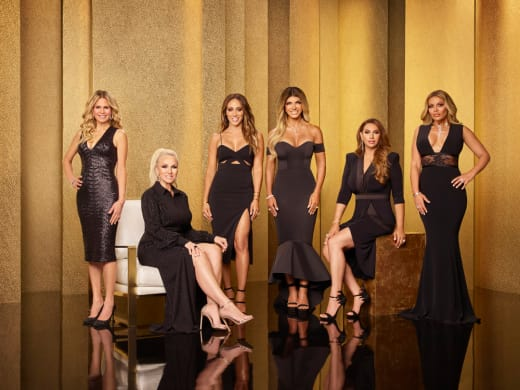 The Real Housewives of New Jersey Season 9 Cast