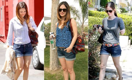Celebrity Fashion Face-Off: Rachel Bilson vs. Leighton Meester