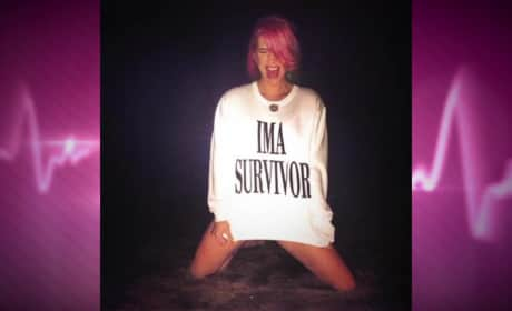 Kesha is Out of Rehab, and a Survivor!