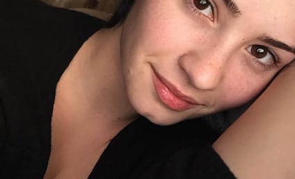 Demi Lovato Pushes for #NoMakeupMonday, Goes Fresh-Faced
