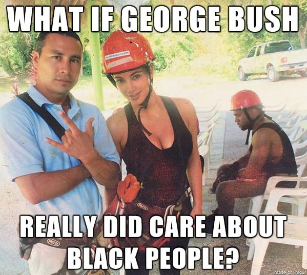 Not a Racist?