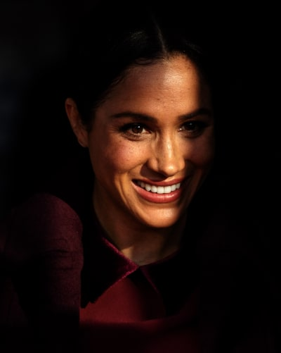 Meghan Markle in the Shadows