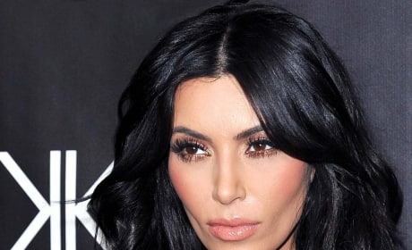 Kim Kardashian Down Under