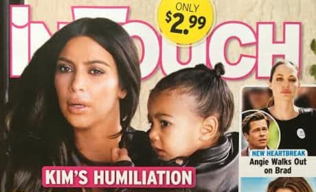 Kim Kardashian: Dumped! Once Again!