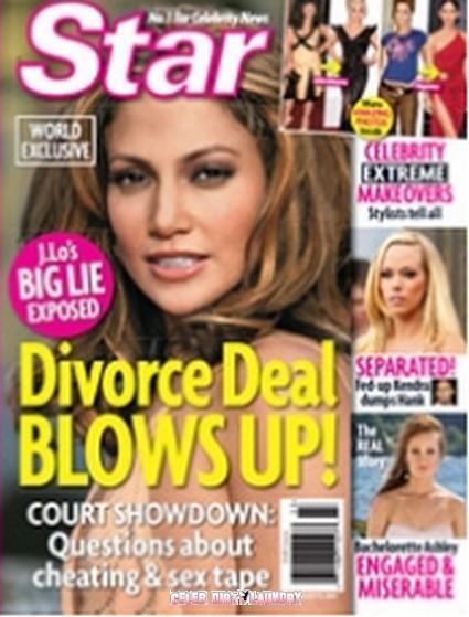 Jennifer Lopez for Star