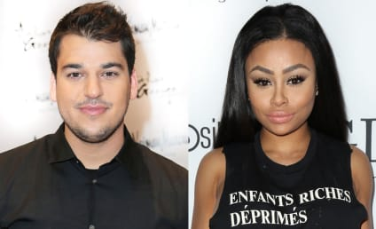 Rob Kardashian Just Drove 1,377 Miles to Rescue Blac Chyna