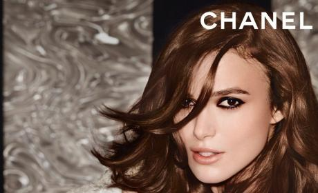 Keira Knightley Chanel Ads