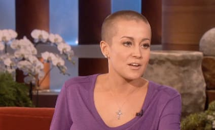 Kellie Pickler on Shaved Head: It's Only Hair!