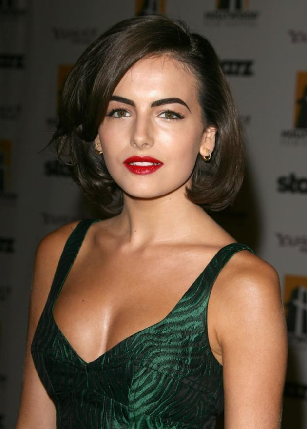 camilla belle hot