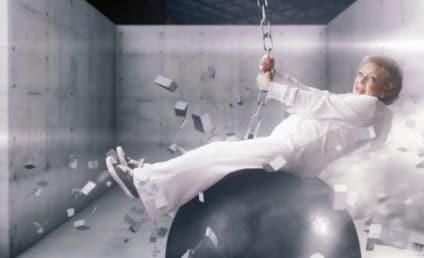 Betty White Parodies Miley Cyrus, Rides Wrecking Ball in New Promo
