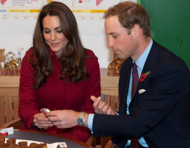 Kate Middleton, Prince William Image