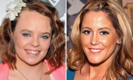 Jenelle Evans SLAMS Catelynn Lowell for Sharing Nude Daughter Video