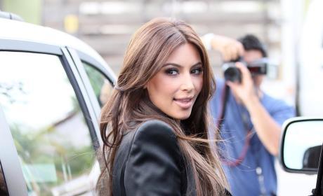 Kim Kardashian Hair Color