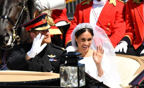 Harry and Meghan: Married!
