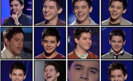 David Archuleta on Possible Spanish Album, Lack of Love Life and More!