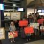 Duggars at the Airport
