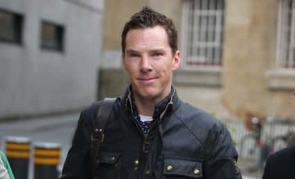 Benedict Cumberbatch: Back to Work Just Days After Welcoming First Child