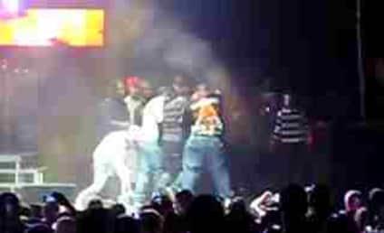 Lil Wayne: Not Shot, But Praying For Drake