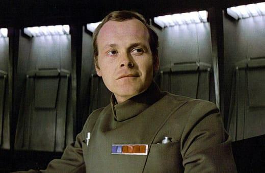 Richard LeParmentier in Star Wars