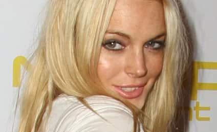 Rumored Hookup: Lindsay Lohan and Jason Segel