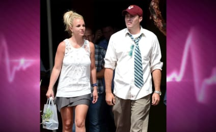 Britney Spears and David Lucado: Getting Married at Graceland?!