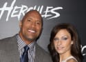 Dwayne Johnson Feeds His Girlfriend While She Breastfeeds Their Baby