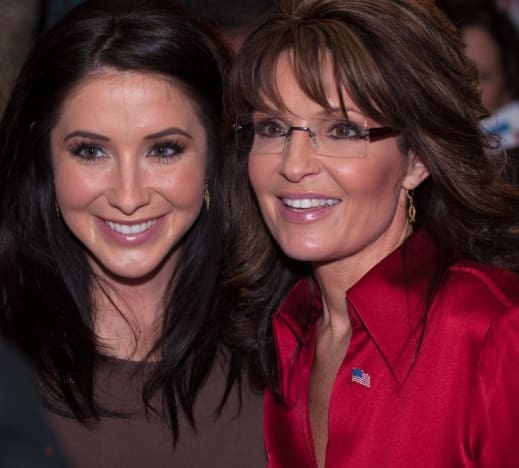 Sarah and Bristol Palin Photo