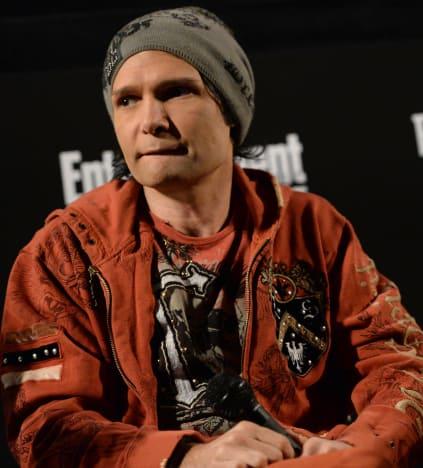 Corey Feldman in 2013
