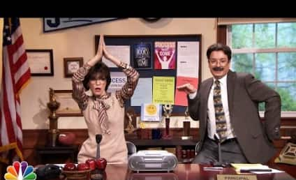 Julianna Margulies and Jimmy Fallon Make Hilarious, Musical Morning Announcements: Watch Now!