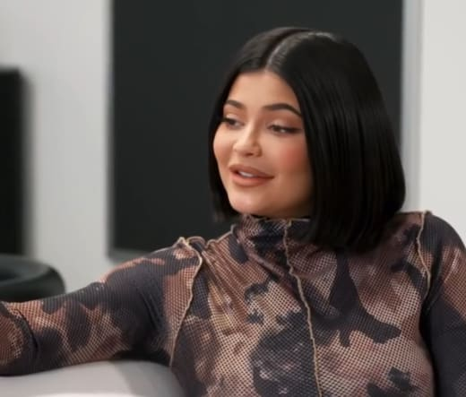 Kylie Jenner is Excited