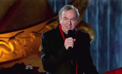 Neil Diamond and Katie McNeil: Married!