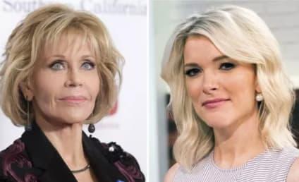 Twitter DESTROYS Megyn Kelly Over Jane Fonda Rant