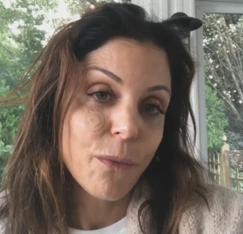 Bethenny Frankel, Face Bandaid