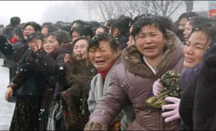 North Korea Residents: REALLY Sad Over Death of Kim Jong-Il