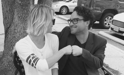 Kaley Cuoco: Johnny Galecki and I are ...