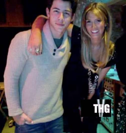 Delta Goodrem, Nick Jonas
