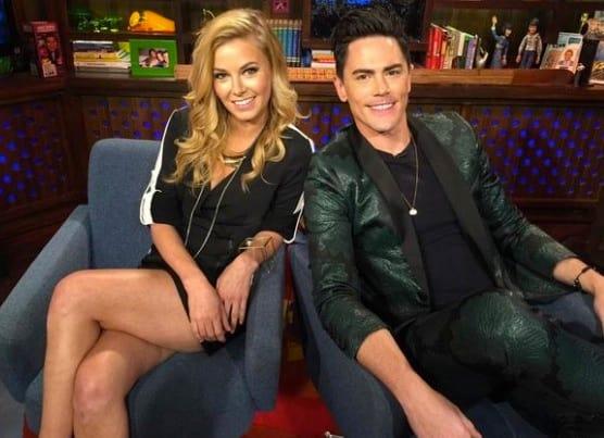 Tom Sandoval and Ariana Madix Pic