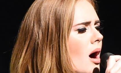 Adele Dedicates Concert to Angelina Jolie and Brad Pitt