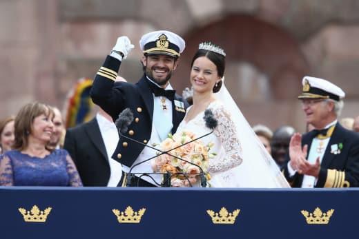 Prince Carl Philip and Princess Sofia Welcome a Son
