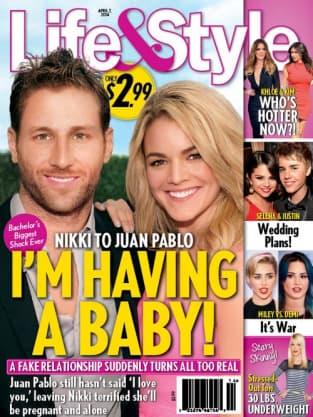Nikki Ferrell Pregnant! OMG!