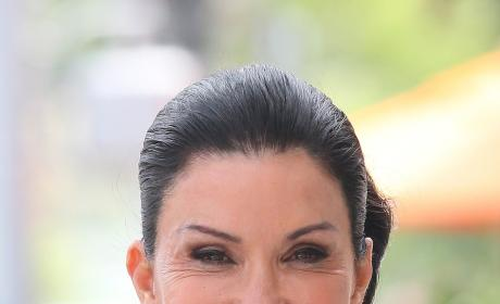 Janice Dickinson Face
