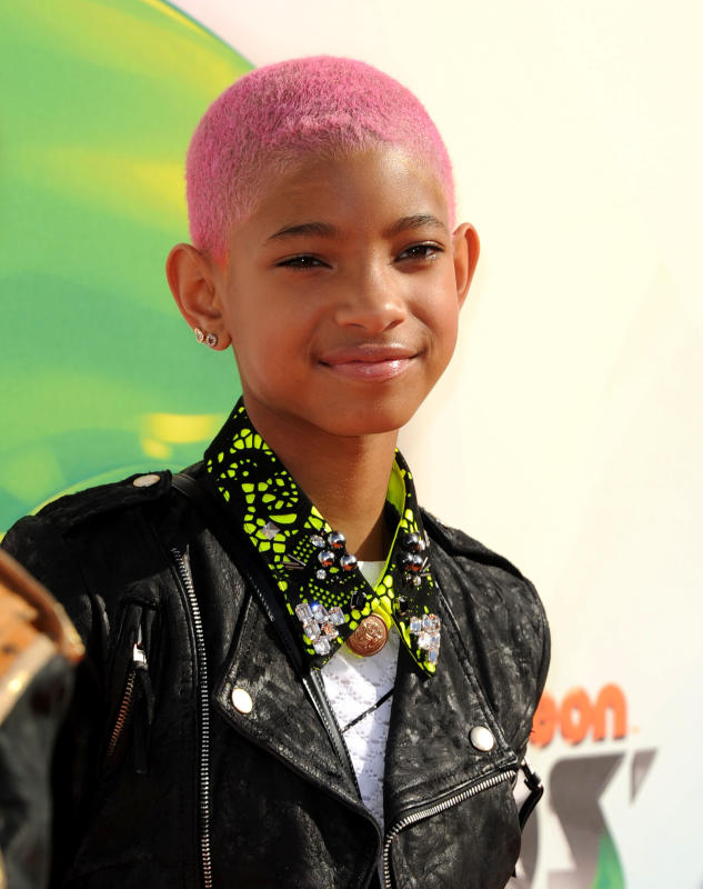 willow smith hair styles willow smith through the years the gossip 2376