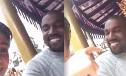 Little Boy Lands EXCLUSIVE Kanye West Interview