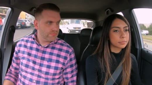 Tim Clarkson and Melissa Zeta go to pick up Tim's mother