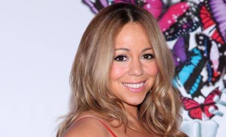 Are you psyched for a new Mariah Carey CD?