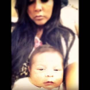 Snooki Baby Pic