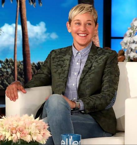Ellen DeGeneres Isn't Nice