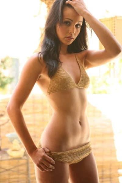 Scheana Marie Bikini Photo