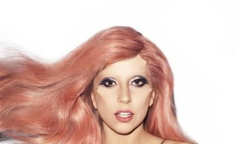 Gaga: Pretty in Pink